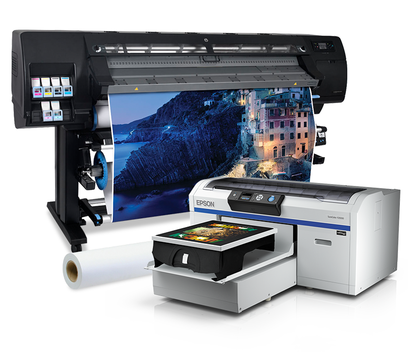 IT Supplies for all your large format printing needs