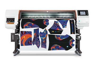 HP Stitch S300 Dye Sublimation Printer 64-inch Wide Format